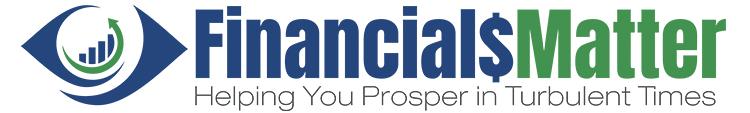 Financials Matter Logo